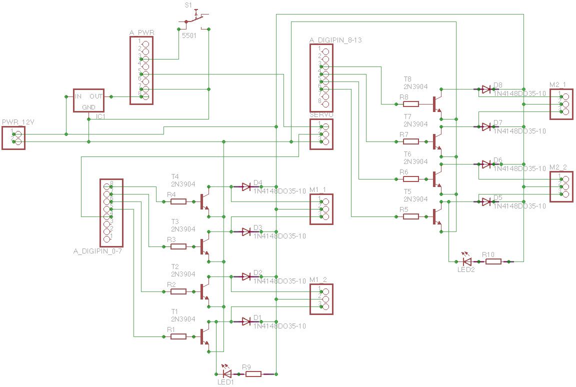 Xy Table Electronics Joris Webspot T5 4 Block Diagram Schematic Board